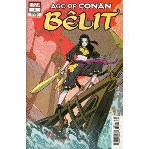 Age of Conan: Bêlit, Queen of the Black Coast (2019) #1 VF/NM Afu Chan Variant