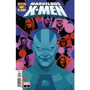 Age of X-Man: The Marvelous X-Men (2019) #2 VF/NM Phil Noto Cover