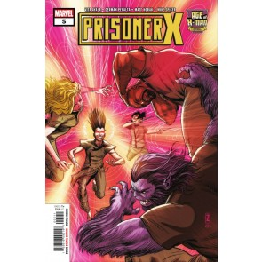 Age of X-Man: Prisoner X (2019) #5 VF/NM