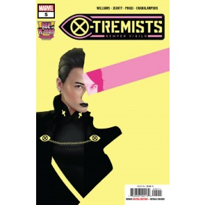 Age of X-Man: X-Tremists (2019) #5 VF/NM Rahzzah Cover