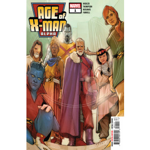 Age of X-Man Alpha (2019) #1 VF/NM-NM Phil Noto Cover