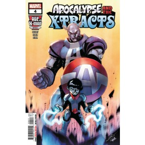 Age of X-Man: Apocalypse and the X-Tracts (2019) #4 VF/NM