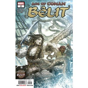 Age of Conan: Bêlit, Queen of the Black Coast (2019) #2 VF/NM Sana Takeda Cover