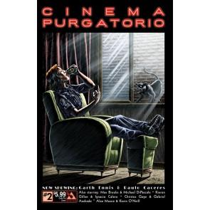 Alan Moore's Cinema Purgatorio (2016) #2 of 18 VF/NM Code Pru Cover