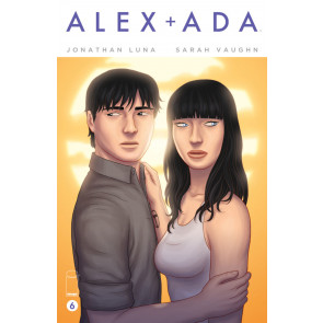 ALEX + ADA (2013) #6 VF/NM LUNA VAUGHN IMAGE COMICS