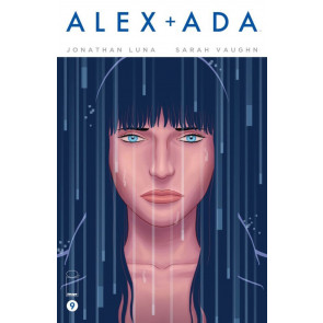 ALEX + ADA (2013) #9 VF/NM LUNA VAUGHN IMAGE COMICS