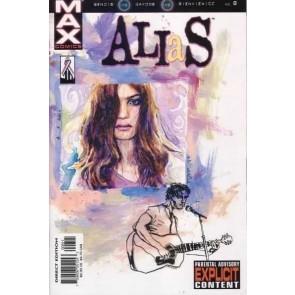 ALIAS (2001) #8 VF+ - VF/NM BENDIS SIENKIEWICZ