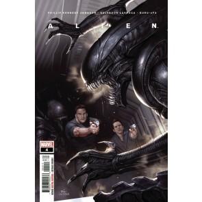 Alien (2021) #4 VF/NM In-hyuk Lee Cover