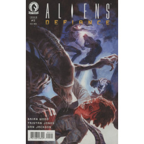 Aliens: Defiance (2016) #5 VF- Brian Wood Dark Horse