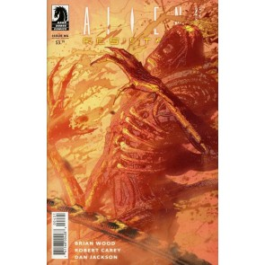 Aliens: Resistance (2019) #4 VF/NM Tristan Jones Variant Cover Brian Wood
