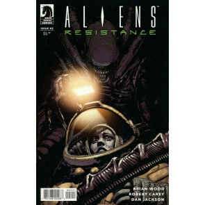 Aliens: Resistance (2019) #2 VF/NM Tristan Jones Variant Cover Brian Wood