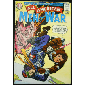 ALL-AMERICAN MEN OF WAR  #103 FN-