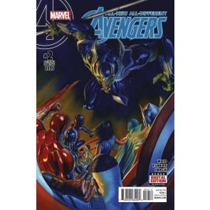 All-New All-Different Avengers (2015) #2 VF/NM Alex Ross Venom Cover