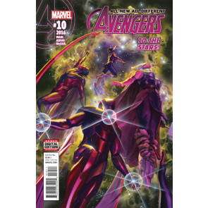 All-New All-Different Avengers (2015) #10 VF/NM Alex Ross Cover