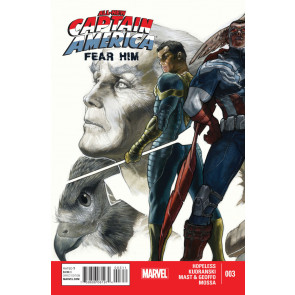 ALL-NEW CAPTAIN AMERICA: FEAR HIM (2015) #3 VF/NM MARVEL NOW!