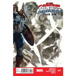 ALL-NEW CAPTAIN AMERICA: FEAR HIM (2015) #4 VF/NM MARVEL NOW!