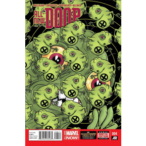 ALL-NEW DOOP (2014) #4 VF/NM MARVEL NOW