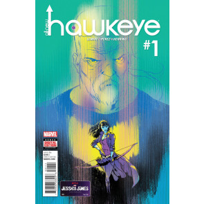 ALL-NEW HAWKEYE (2015) VOLUME 2 #1 VF/NM LEMIRE PEREZ
