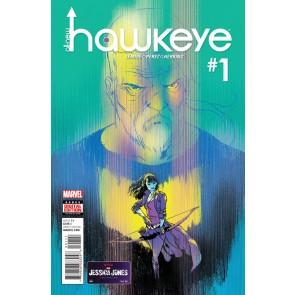 ALL-NEW HAWKEYE (2015) VOLUME 2 #1 VF/NM LEMIRE PEREZ