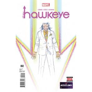 ALL-NEW HAWKEYE (2015) VOLUME 2 #2 VF/NM LEMIRE PEREZ