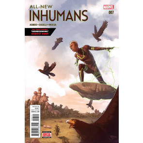 All-New Inhumans (2015) #7 VF/NM