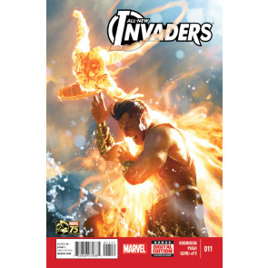 ALL-NEW INVADERS (2014) #11 VF/NM MARVEL NOW!