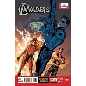 ALL-NEW INVADERS (2014) #8 VF/NM MARVEL NOW!