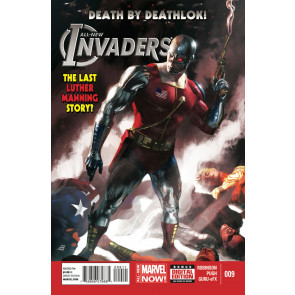ALL-NEW INVADERS (2014) #9 VF/NM MARVEL NOW!