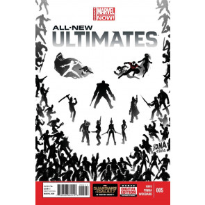 ALL-NEW ULTIMATES (2014) #5 VF/NM MARVEL NOW!