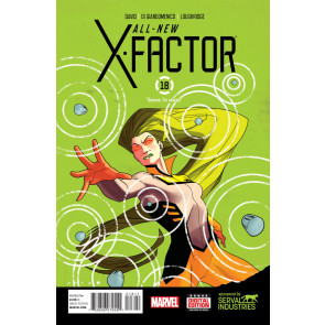 ALL-NEW X-FACTOR (2014) #18 VF/NM MARVEL NOW!