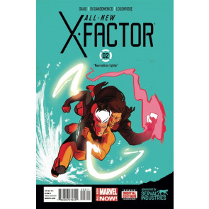 ALL-NEW X-FACTOR (2014) #2 VF+ - VF/NM MARVEL NOW!