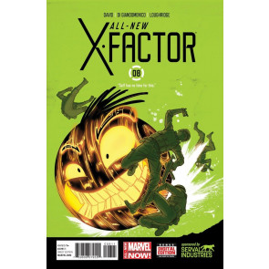 ALL-NEW X-FACTOR (2014) #8 VF/NM MARVEL NOW!