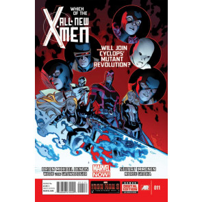 "ALL-NEW X-MEN (2013) #'s 11, 12, 13, 14, 15 COMPLETE ""OUT OF THEIR DEPTH"" SET"