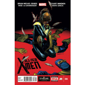 "ALL-NEW X-MEN (2013) #'s 18, 19, 20, 21 + X-MEN GOLD COMPLETE ""ALL DIFFERENT"""