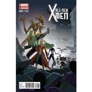 ALL-NEW X-MEN #29 VF/NM GOTG VARIANT COVER MARVEL NOW!