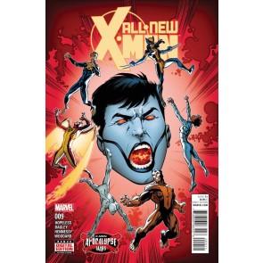 All-New X-men (2015) #9 VF/NM