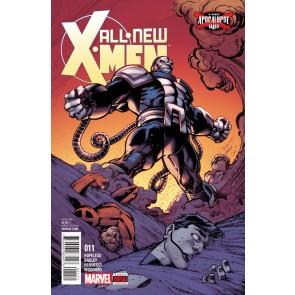 All-New X-men (2015) #11 VF/NM Apocalypse Wars