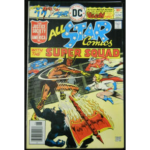 ALL-STAR COMICS #60 FN/VF