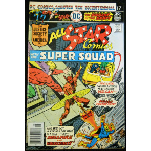 ALL-STAR COMICS #61 VF