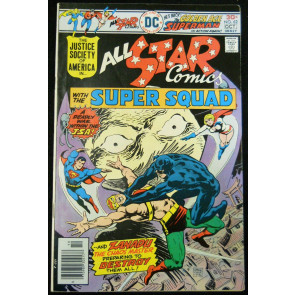 ALL-STAR COMICS #62 FN+