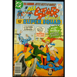 ALL-STAR COMICS #65 FN+