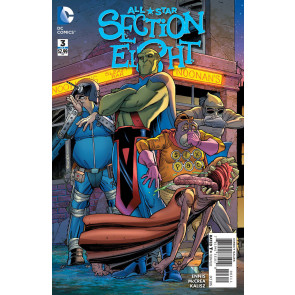 ALL-STAR SECTION EIGHT (2015) #3 VF/NM