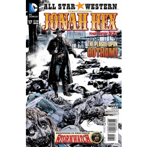 ALL-STAR WESTERN #17 VF+ THE NEW 52!