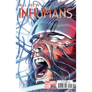 All-New Inhumans (2015) #9 VF/NM