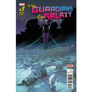 All-New Guardians of the Galaxy (2017) #3 VF/NM