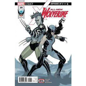 All-New Wolverine (2015) #25 VF/NM Terry Dodson Cover