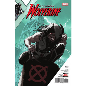 All-New Wolverine (2015) #32 VF/NM