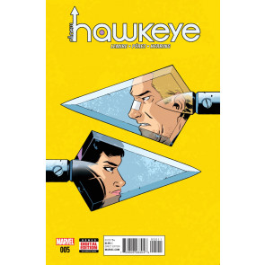 All-New Hawkeye (2015) Volume 2 #5 VF/NM Jeff Lemire Ramón Pérez