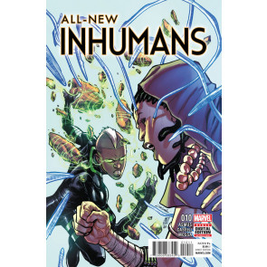 All-New Inhumans (2015) #10 VF/NM