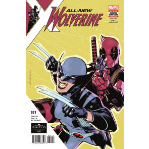 All-New Wolverine (2015) #31 VF/NM